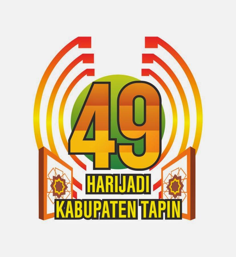 Logo Hari Jadi Kabupaten Tapin Ke 49 Gawianku